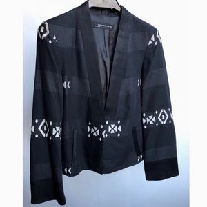 Zara Printed Jacket